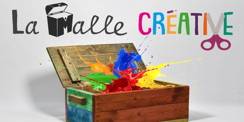 Couverture de Malle créative