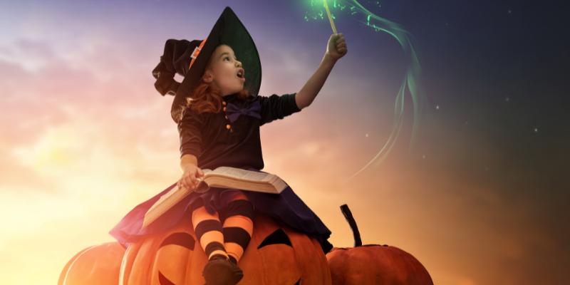 Couverture de Malle créative : Halloween